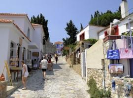 Alonissos, Grecia. Una delle destinazioni sostenibili da visitare quest'anno