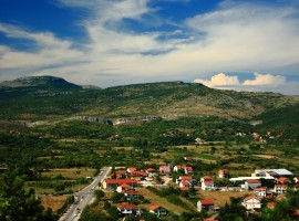Drniš, Croazia, una delle destinazioni sostenibili di quest'anno