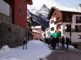Cogne, Italia, una delle destinazioni sostenibili di quest'anno
