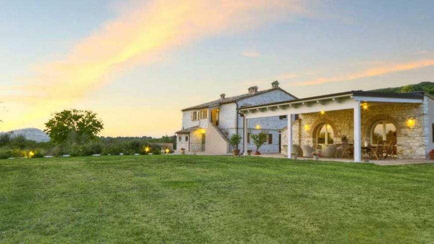 Acanto Country House, uno degli hotel ecosostenibili presenti su Ecobnb