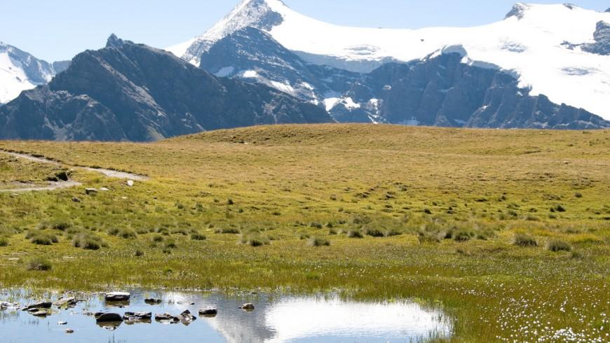 Stéphane Enten via Flickr - a piedi nelle Alpi