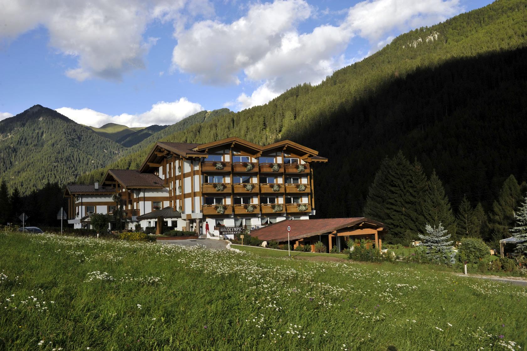 Active Hotel Olympic, un hotel di lusso tra le Dolomiti