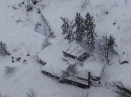terremoto neve abruzzo