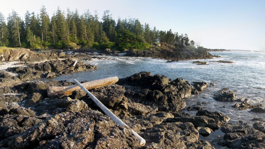 Parco Nazionale dell'anello del Pacifico, Canada