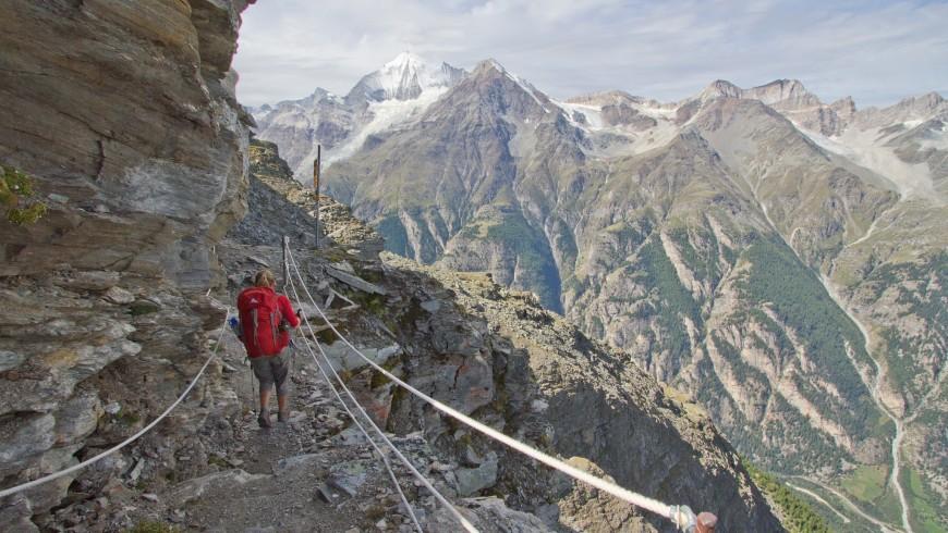 Haute Route, tra i cammini più belli del mondo
