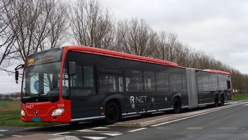 In Olanda si viaggia con i bus elettrici