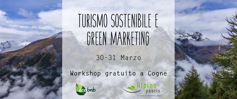 Workshop a Cogne su turismo e mobilità sostenibile