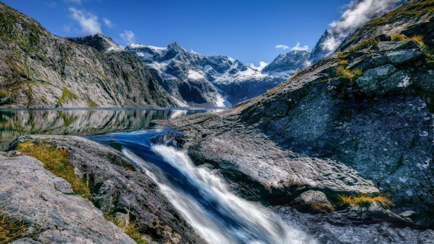Parco nazionale Fiordland