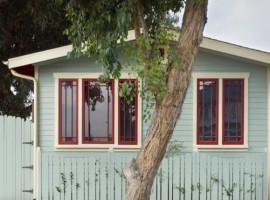 Eco cottage a Los Angeles