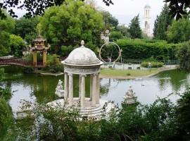 Villa Durazzo Pallavicini: tra i parchi più belli d'Italia 2017