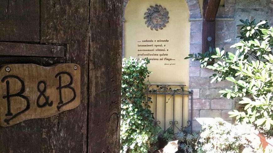 Vacanza solidale al B&B Casale Il Baronetto