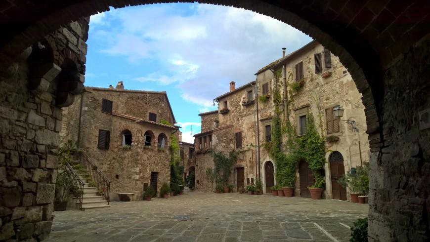 Montemerano, tra i borghi più belli d'Italia