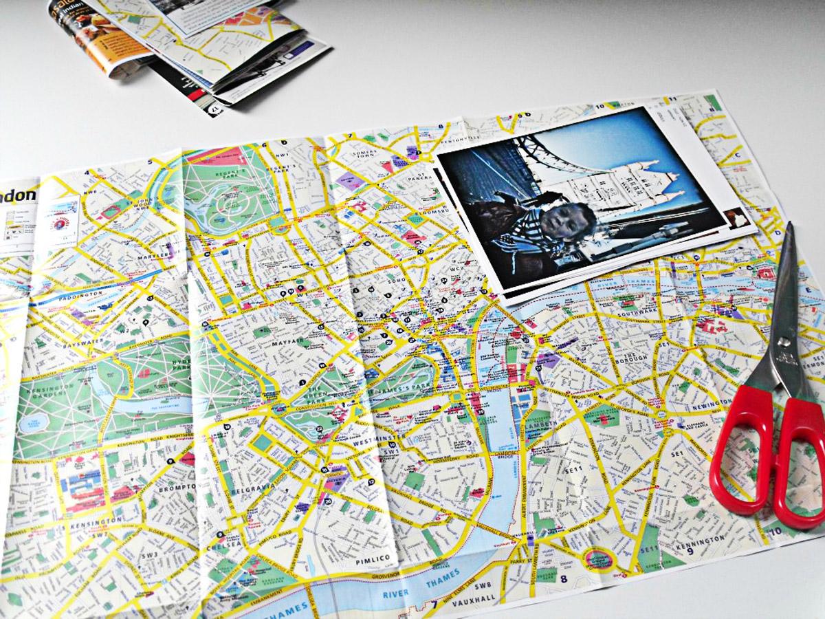 mappa e consigli di viaggio per gli ospiti