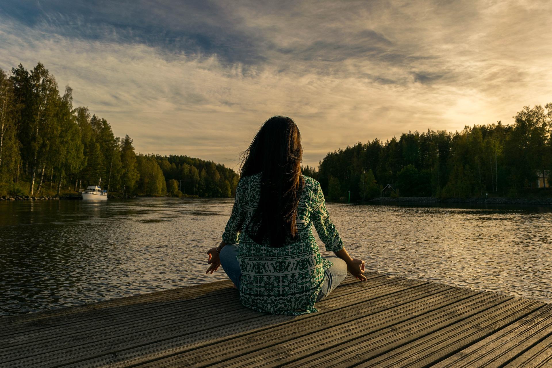 Ritiro yoga in natura: ecco dove farlo in Italia