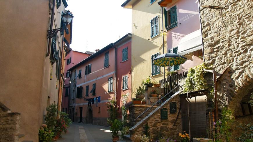 Brugnato, i colori della Liguria