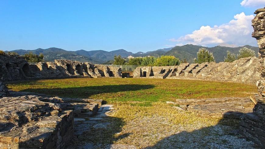 anfiteatro di Luni, Liguria