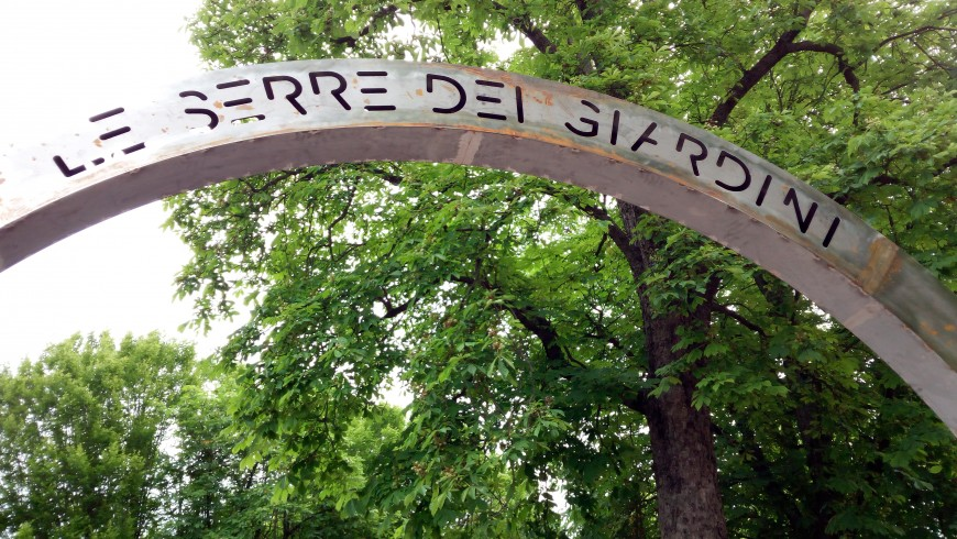 Serre dei Giardini - Bologna