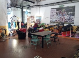 Ciclofficina di Bologna