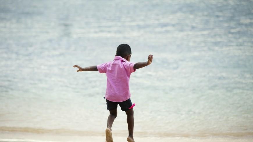 Vacanza al mare a misura di bambino