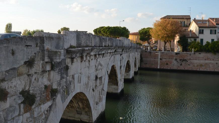 Ponte di Tiberio, Rimini