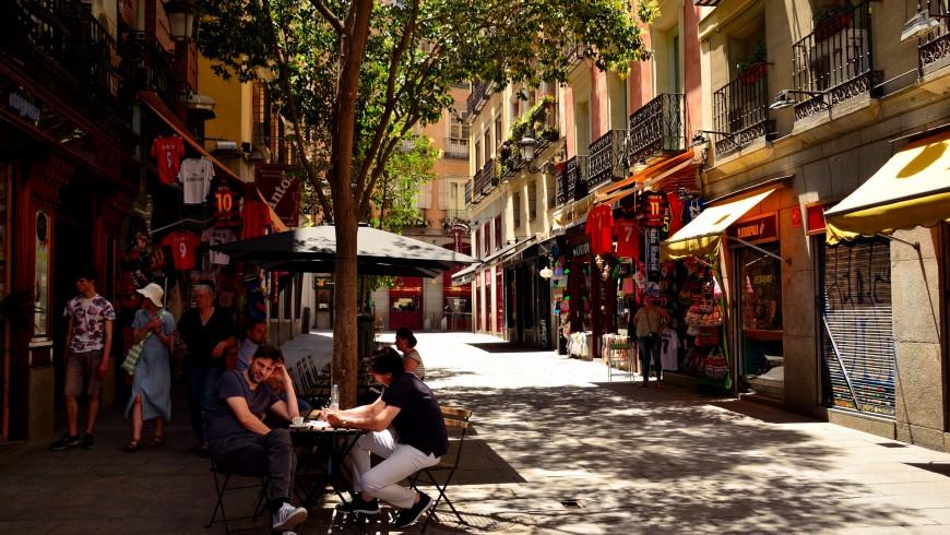 La città di Madrid è tra le capitali più pulite del mondo