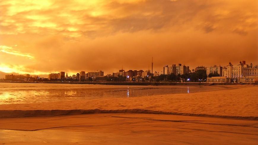 Montevideo, città rilassata e di mare, è tra le capitali più pulite del mondo