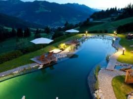 Naturhotel Edelweiss Wagrain: vacanza benessere in Austria