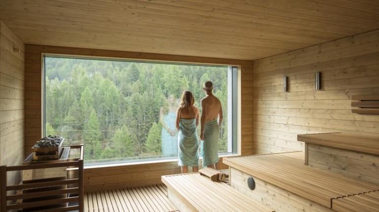 wellnessHostell4000: vacanza benessere in Svizzera