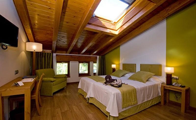 Un hotel ecologico nel Parco Naturale a Cantabria
