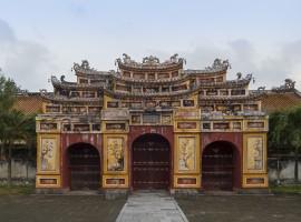 Palazzo della Cittadella di Huè, Vietnam