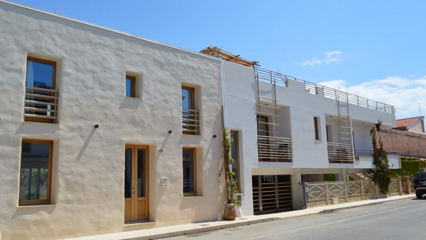 Vacanze in una casa di paglia in Sicilia