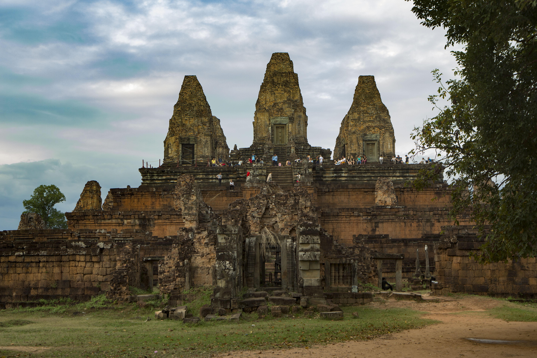 temio ad Angkor, Cambogia