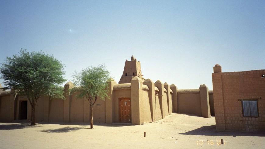 Timbuktu, uno dei luoghi che potrebbero sparire a causa dei cambiamenti climatici