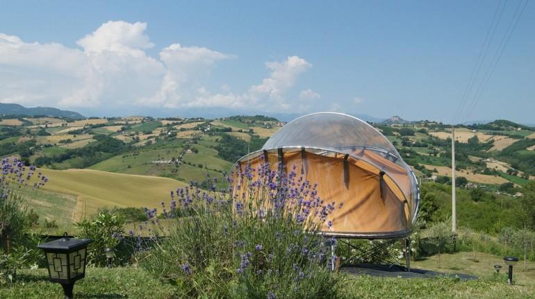 Ecohotel Sotto le stelle nelle Marche