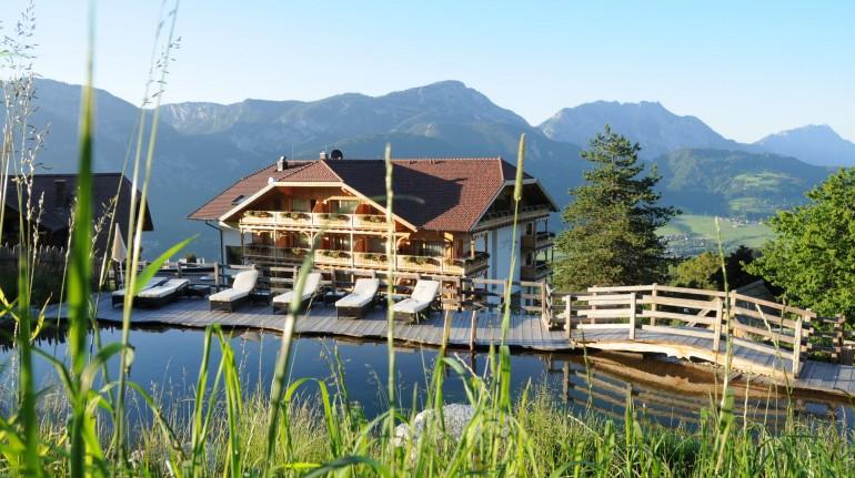 Natur und Wellnesshotel Höflehne: vacanza benessere in Austria