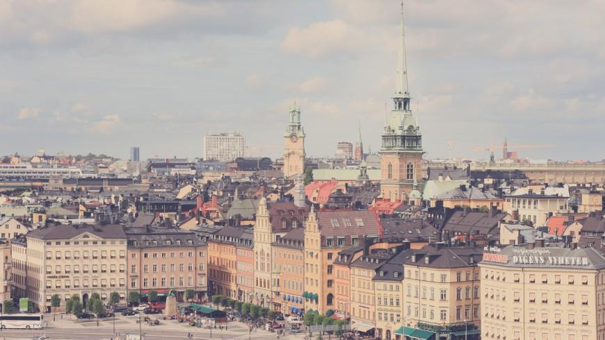 Stoccolma, bellissima città e capitale più pulita al mondo