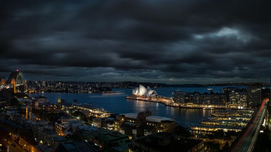 Sidney, uno dei luoghi che potrebbero sparire a causa dei cambiamenti climatici