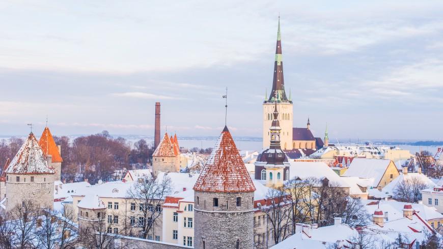 Tallinn, tra le capitali più pulite del mondo, è una bellissima città medievale