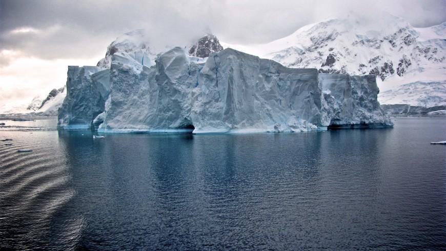 Antartide, uno dei luoghi che potrebbero sparire a causa dei cambiamenti climatici