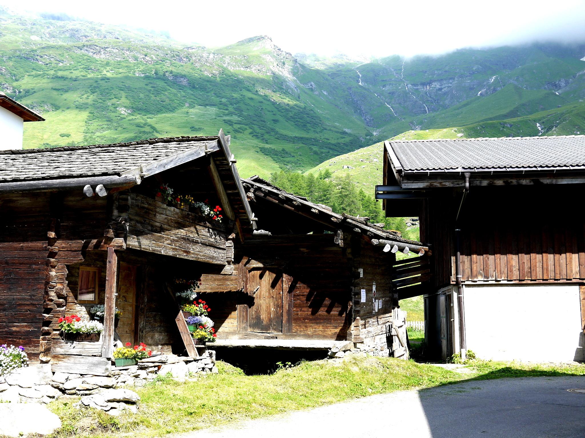 Antichi Masi vicino a Plan, Moso in Val Passiria, Alto Adige