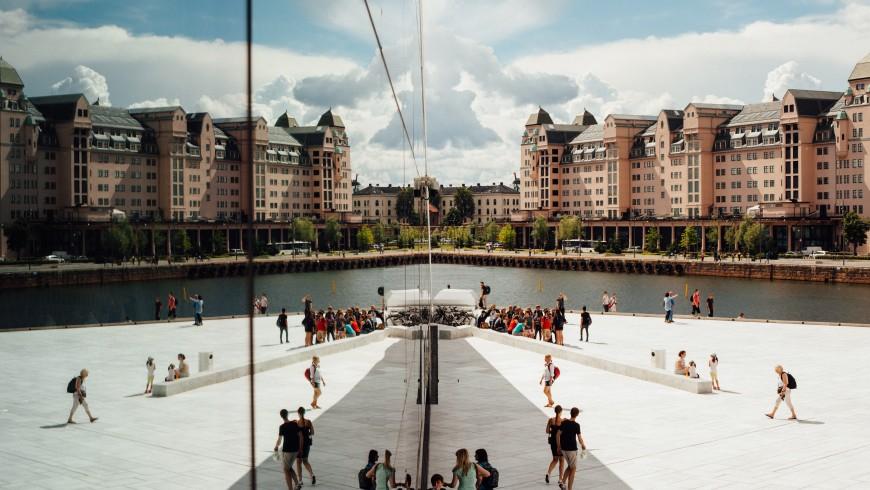 Oslo, la prima città senza auto