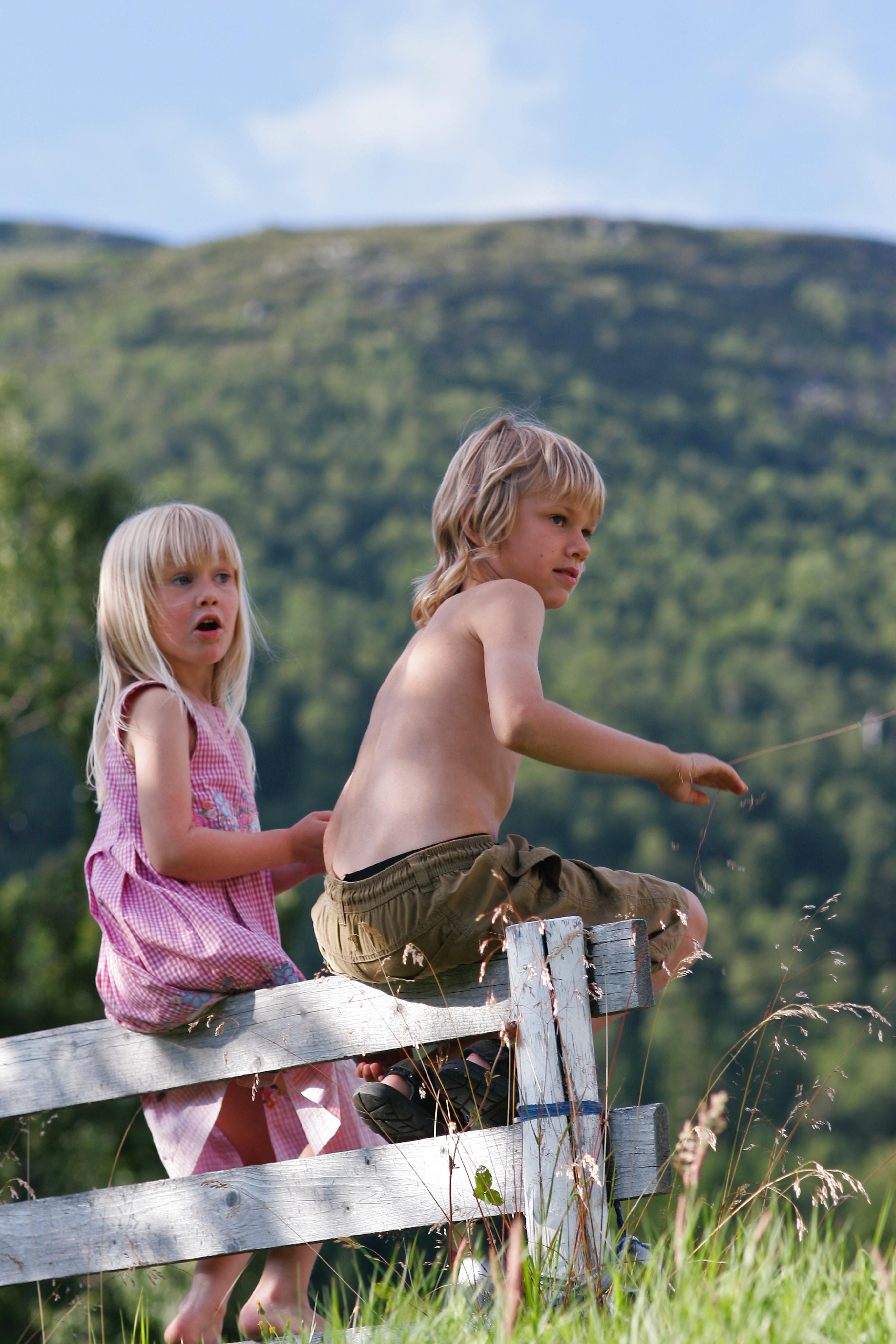 Austria biologica con i bambini