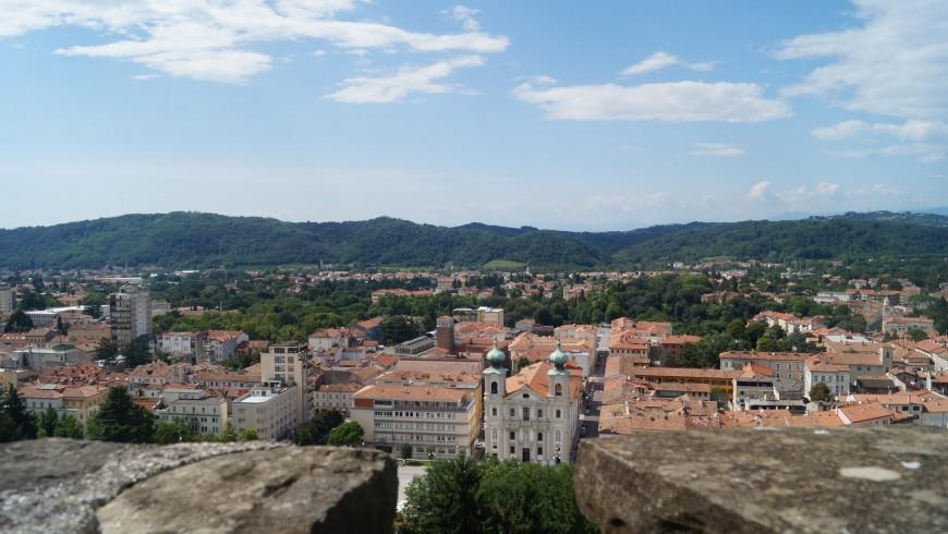 Nova Gorica, dove parte la Transalpina