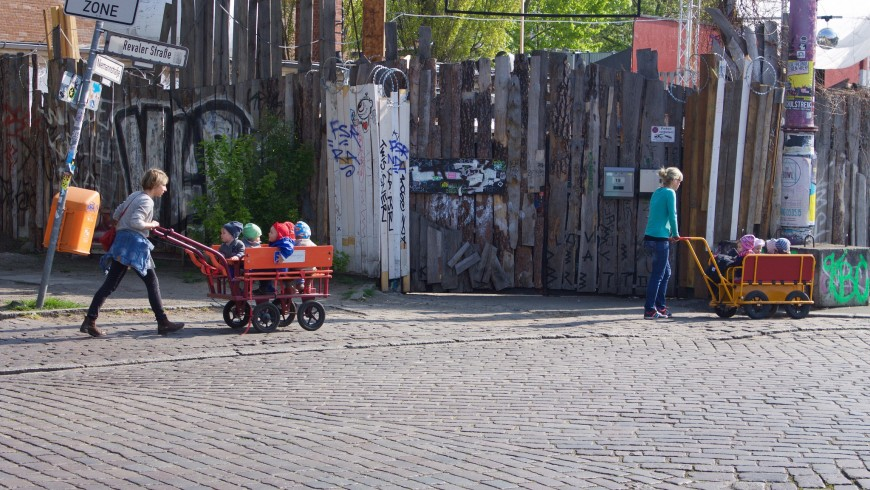 Weekend alternativo (e green) a Berlino: il quartiere Friedrichshain-Kreuzberg