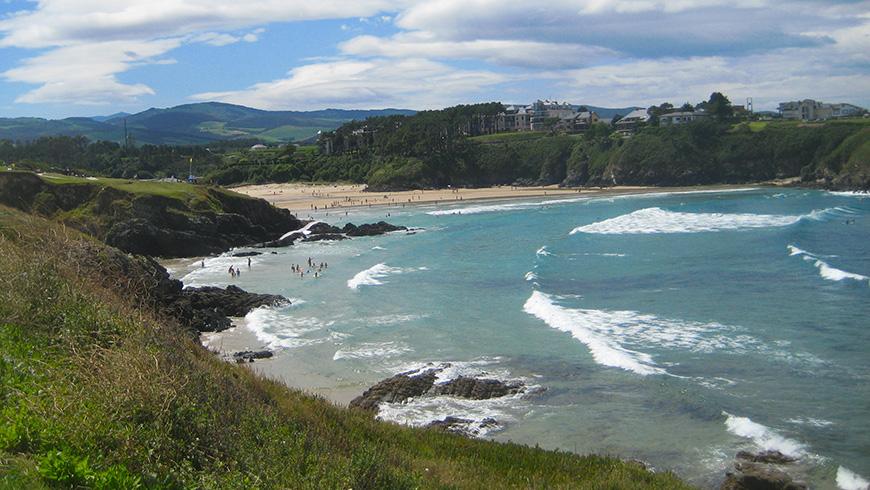 Le 30 spiagge più belle in Spagna: Anguileiro