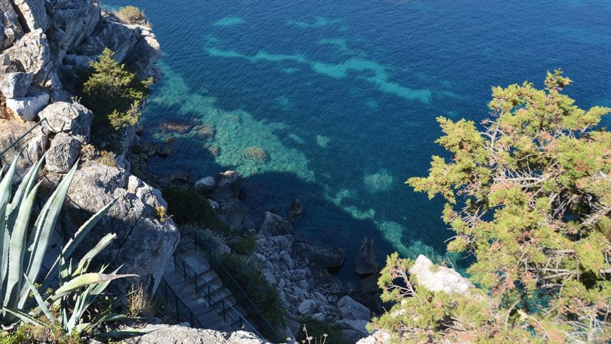 Le 30 spiagge più belle in Spagna: Port de San Miguel