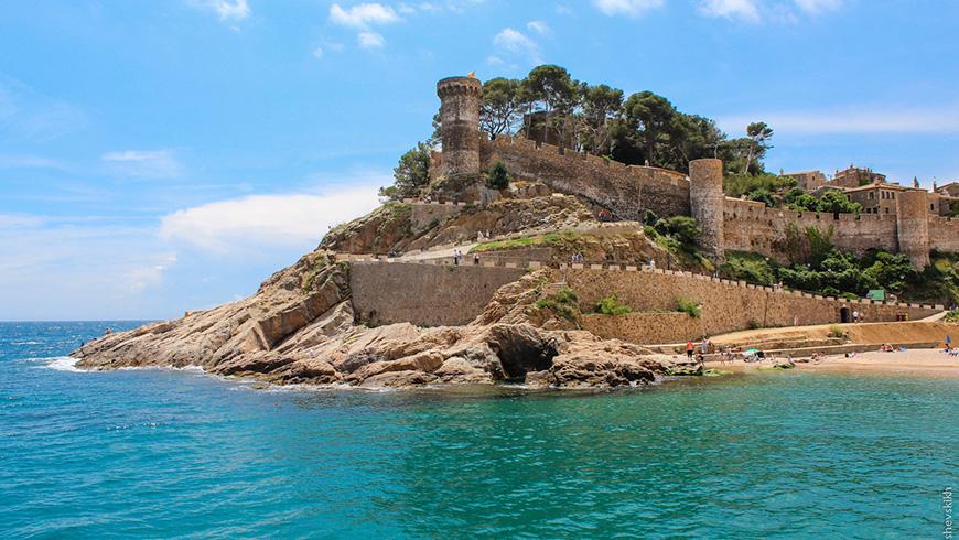 Tossa de Mar, Spagna