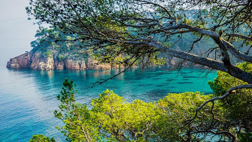 Le 30 spiagge più belle in Spagna: Aiguablava