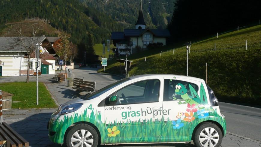 Werfenweng, vacanze slow nel Salisburgese in auto elettrica