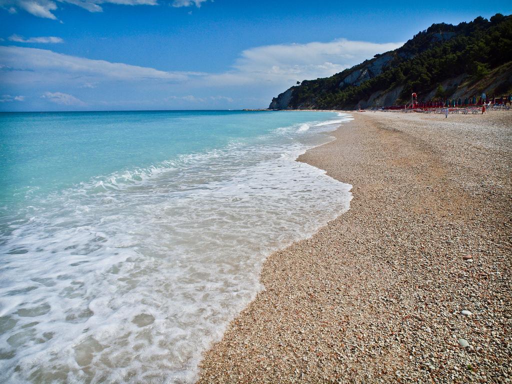 Spiaggia di Sirolo